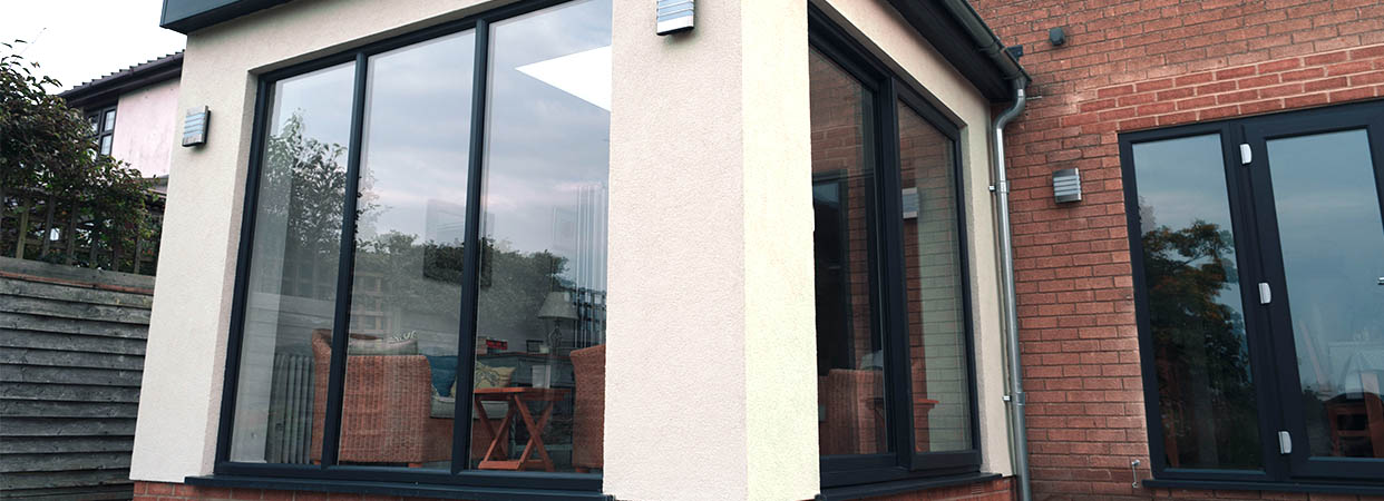 Specialists in Garden Rooms with Bifold Doors, Lanterns, Roof and Sky Lights