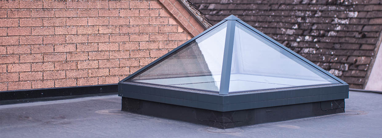 Flat Roofing with EDPM Firestone Rubber Roofing and Fibre Glass