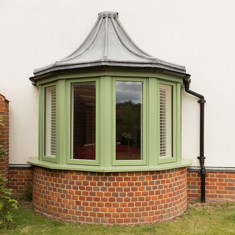 george barnsdale timber casement window