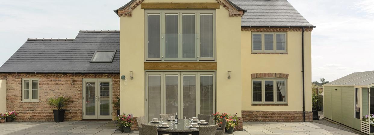 Timber windows and external doors